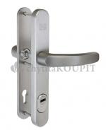 Bezpečnostní kování FAB BK601 92mm IROX
