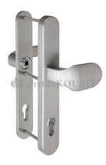 Bezpečnostní kování FAB BK605 92mm IROX