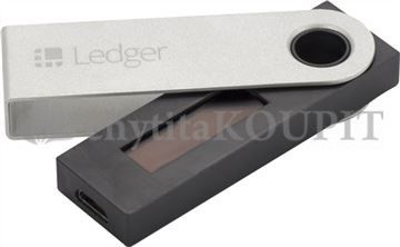 Ledger Nano S krypto-peněženka
