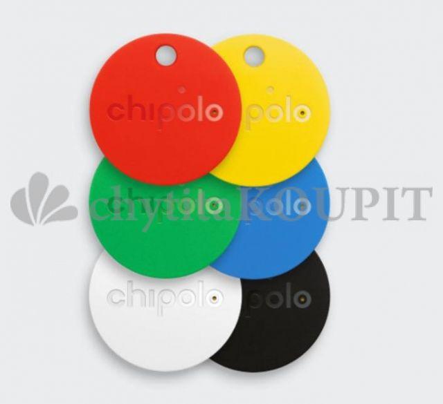 Chipolo Classic 2 sledovací zařízení - červené