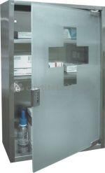 Lékárnička BTV 450 sklo-nerez