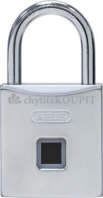Visací zámek ABUS Touch 56/50 - otisk prstu