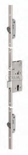 Samozamykací zámek Abloy EL566 elektromechanický multipoint - backset 55mm