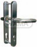 Bezpečnostní kování SX43 pro samozamykací zámky Abloy