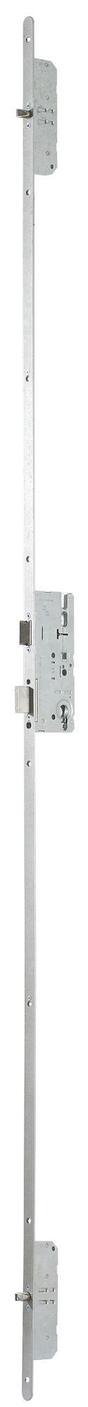 Zámečnictví - klíče : Zámek X57 - vícebodový