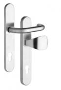 Zámečnictví - klíče : Bezpečnostní kování FAB Lapua 72mm klika+madlo