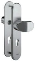 Zámečnictví - klíče : Bezpečnostní kování SX08 pro samozamykací zámky Abloy