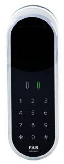 Zámečnictví - klíče : PIN klávesnice - příslušenství k motorické vložce FAB ENTR