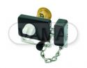 Zámečnictví - klíče : Přídavný zámek s řetízkem FAB 1575