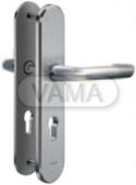 Bezpečnostní kování SX03 pro samozamykací zámky Abloy